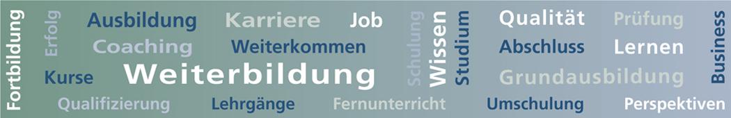 Deutsches Handbuch der Weiterbildung Logo